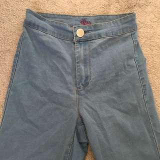Ally fashion jeans