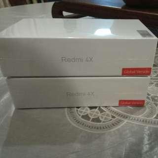 Redmi 4x local set with freebies