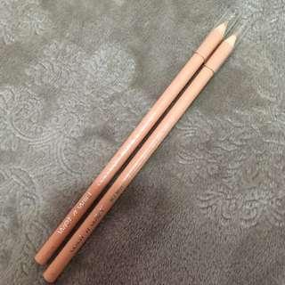 Wet n wild nude eye pencils