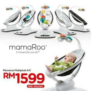 Mamaroo Multiplush 4.0