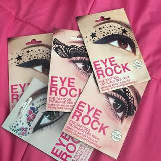 Eye Rock Eye Tattoos!