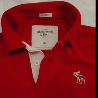 Abercrombie polo shirt