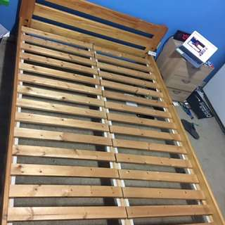 Ikea Bed Frame Size: Double