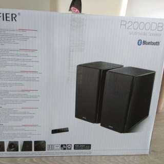 Edifier R2000DB speakers - used