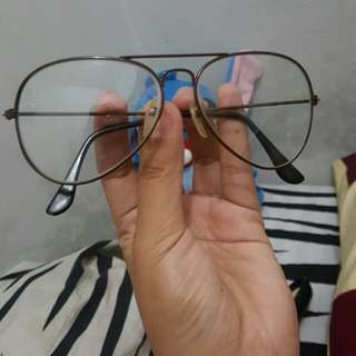 Kacamata Vintage/ Frame Kacamata