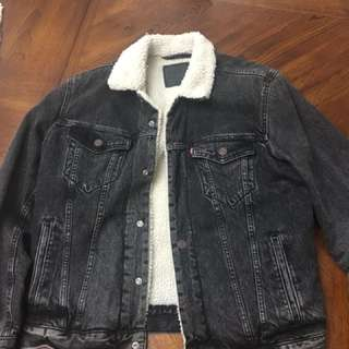 Levi's Denim Sherpa