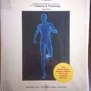 Seeley's Laboratory Manual: Essentials of Anatomy and Physiology