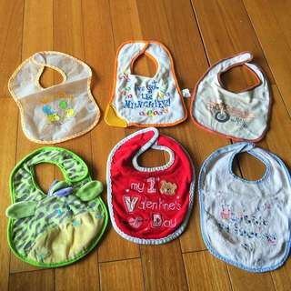 Bibs with Teether