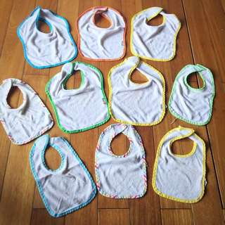 Bibs Celemek White Series