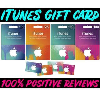 Cheapest iTunes Gift Card