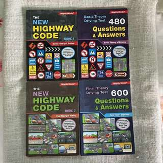 The New Highway Code (Basic & Final Theory Books)