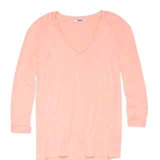 Aritzia TNA Pomona Tshirt Pink size M