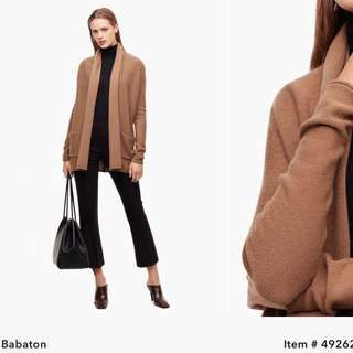 Aritzia BABATON BEEKMAN SWEATER size L