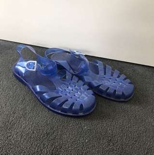 Jelly Shoes Size 39