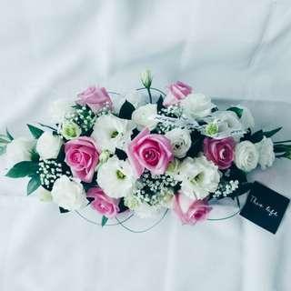 Center Piece Flower Arrangement