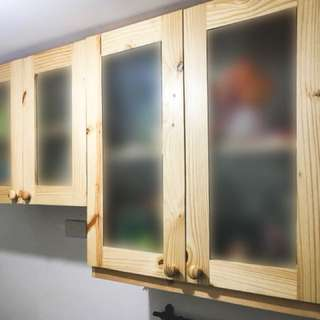 Kitchen top Cabinet - Set of 3