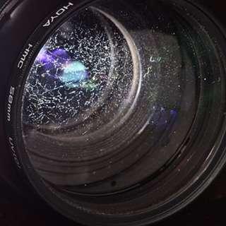 Buying fungus canon lenses
