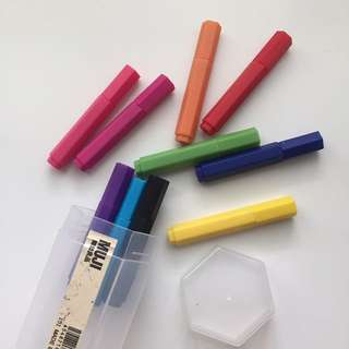 Muji Mini Colour Markers