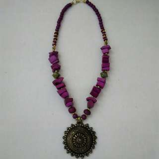 Beaded necklace | casual necklace