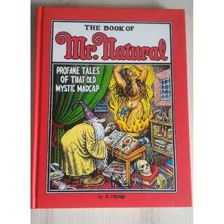 The Book of Mr. Natural (Robert Crumb) (Hardcover)