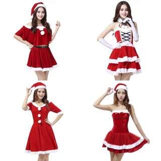 🎄CHRISTMAS SALE🎄 COSPLAY Santa Girl