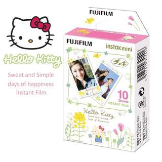 (Including postage) Instax Film Hello Kitty