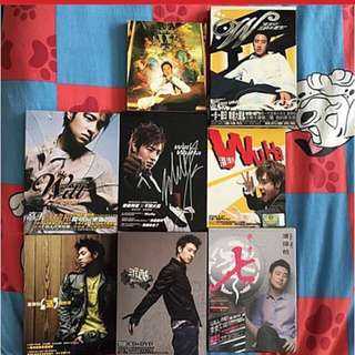 Wilber Pan Will Pan Music Album CDs 潘玮柏专辑