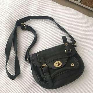 Witchery 100% Leather Shoulder Bag