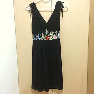 Authentic DKNY cocktail dress