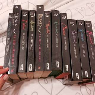 House of Night Novels