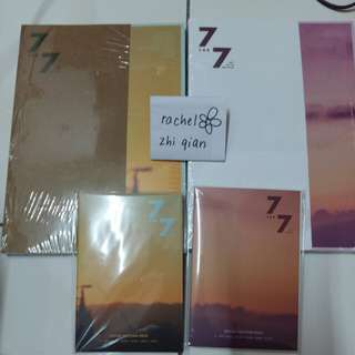 [READY STOCK] GOT7 7 FOR 7 SEALED