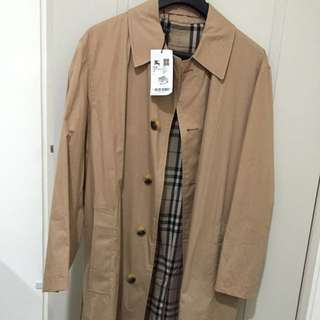Burberry (Brand New Authentic) Coat For Men