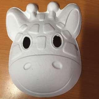 Kids animal mask (All 4)