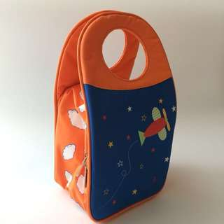 Lunch Bag Airplane