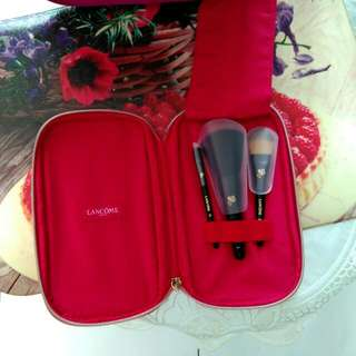 Lancom Brushes With Bag