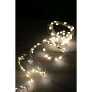 10m Fairy Lights (Electricity Powered)