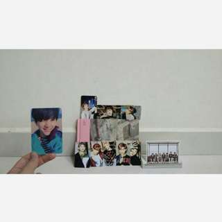 BTS You Never Walk Alone Album + Suga Photocard with free gift
