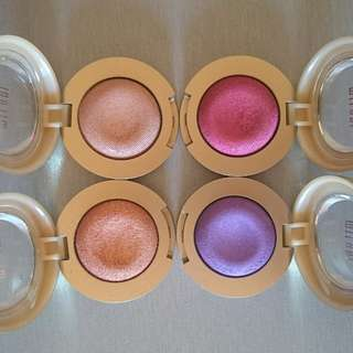 Milani eyeshadow singles
