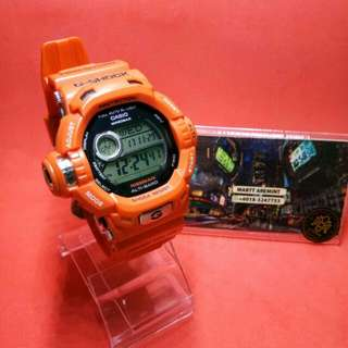 G-shock Gw-9200R Riseman Men in Rescue Rare