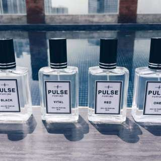 Pulse Men's Perfume (30ml)