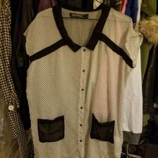 Eighty Twenty blouse