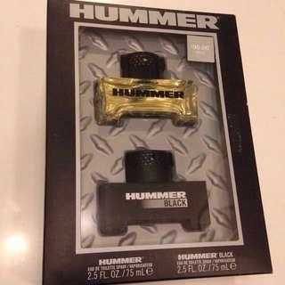 HUMMER Cologne gift set