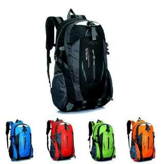 Waterproof outdoor backpack