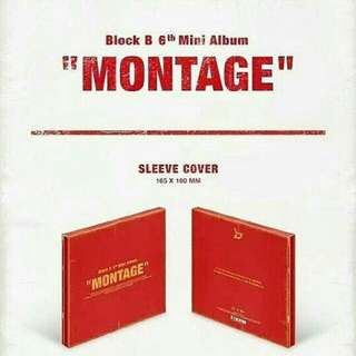 BLOCK B - MONTAGE