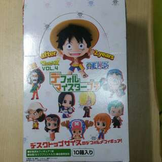 One Piece Mini Figurines