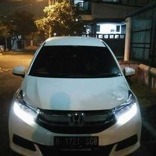 Honda Mobilio DP 10 JUTA!!