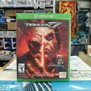 🆕 Xbox One Tekken 7 Day 1 Edition
