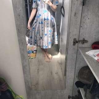 🚚 古著洋裝幾何