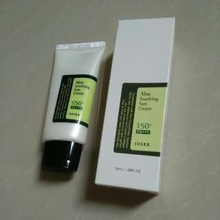 Cosrx Aloe Soothing Sun Cream Spf 50+PA+++