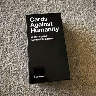 Cards Against Humanity- AU Edition